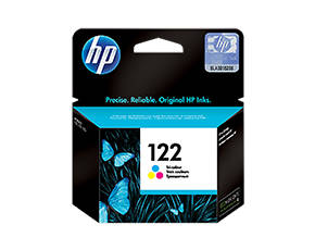 Ink Hp 122 Color