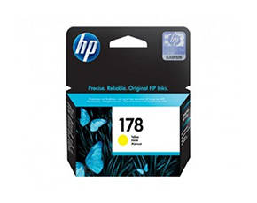 Ink Hp 178 Yellow