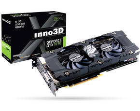 Inno3D GeForce GTX 1070 X2