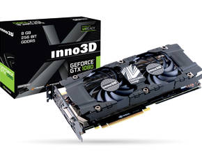 Inno3D GeForce GTX 1080 X2