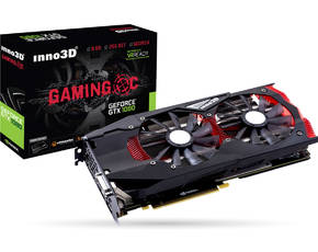 INNO3D GEFORCE GTX 1080 GAMING OC