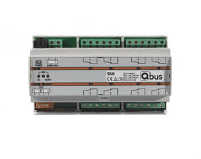 8 channel DIN rail relay