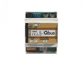 CTD01E: Mini controller with network port for Qbus Cloud